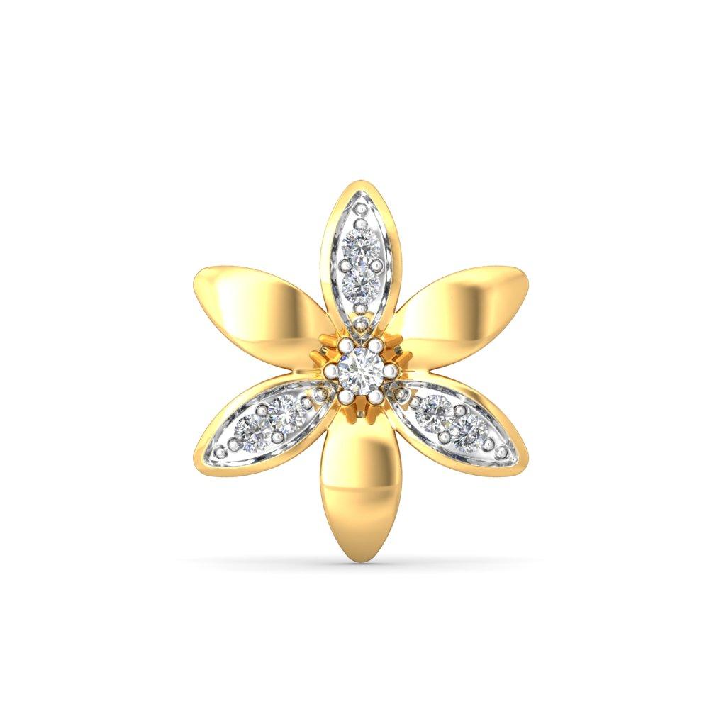 img-Sun Diamond Petal Pendant
